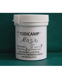 Unguentum Todicamp ointment