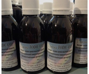 Todicamp (vial with droplet dispenser) 55ml.